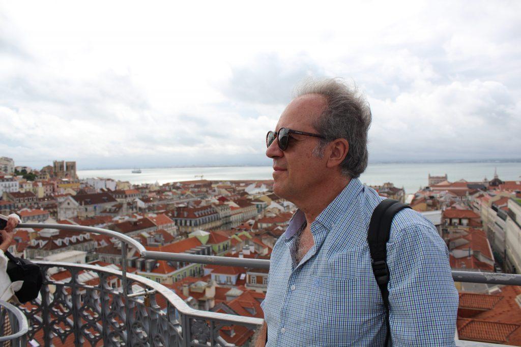 En Lisboa. 2019