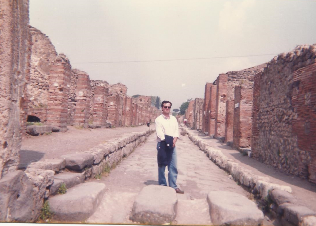 En Pompeya, 1992