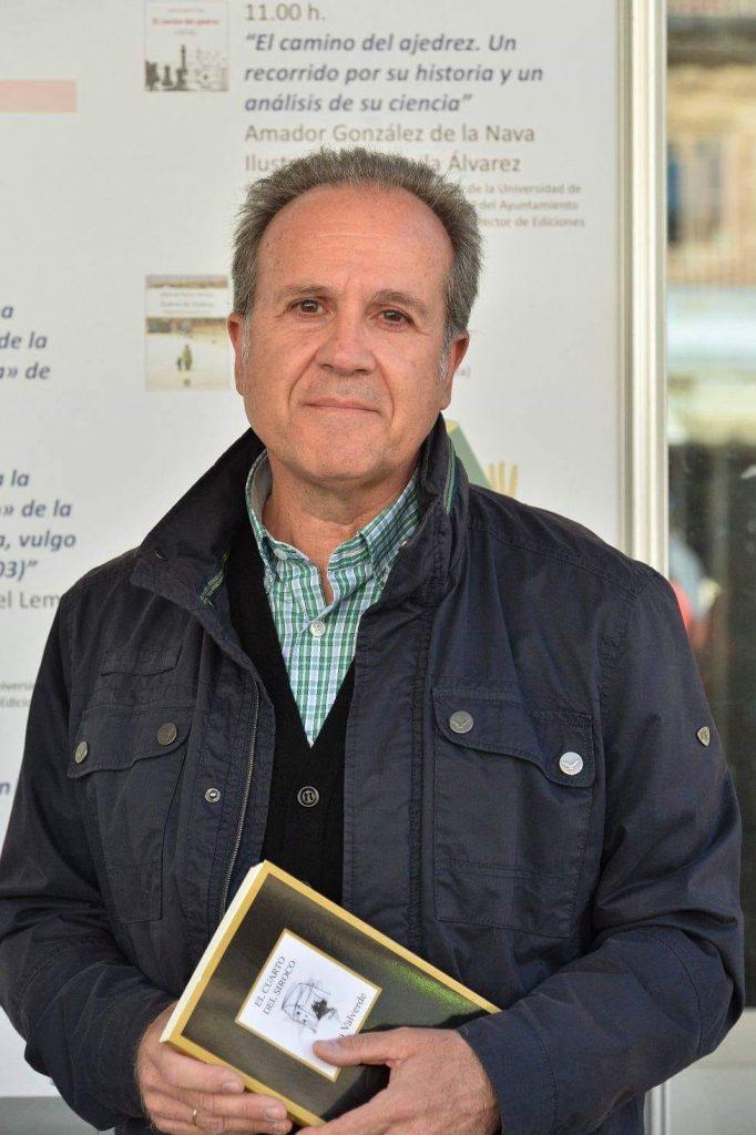 En Salamanca, 2019. Carlos Santiago
