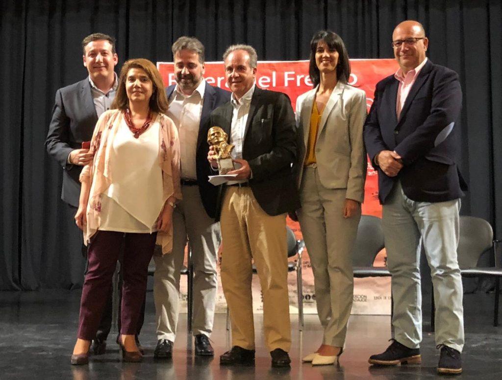 Entrega del Premio Meléndez Valdés, 2019
