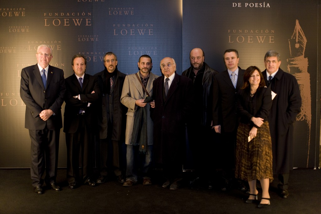 Premios Loewe. Teatro Real de Madrid