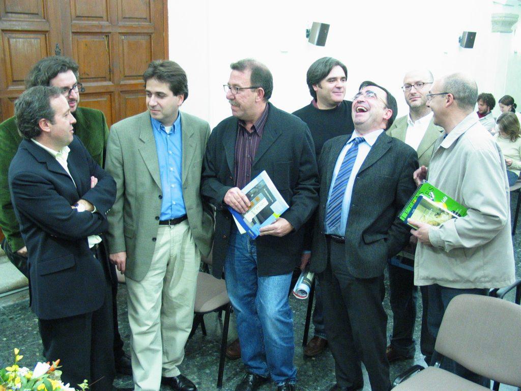 Presentación de la revista Letras Libres en Cáceres